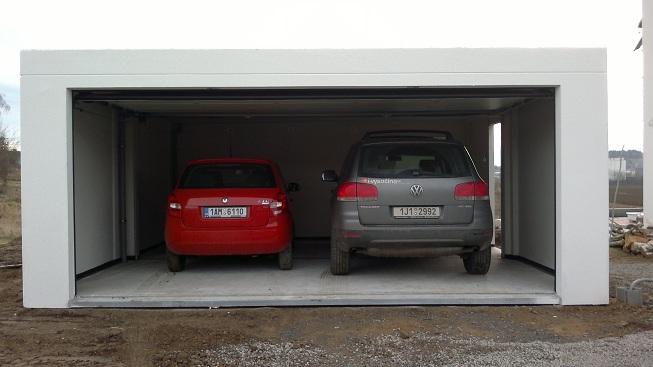 pelhimov - betonov dvojgr typ vario 6 x 6 ii