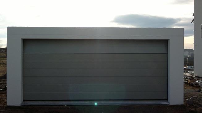 pelhmov - betonov dvojgar typ vario 6 x 6