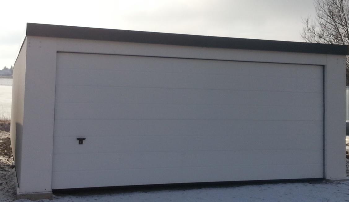 montovaná garáž Siebau